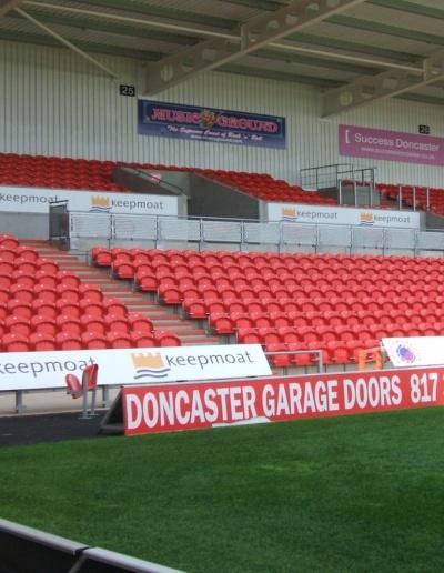Sports Stadium Signs