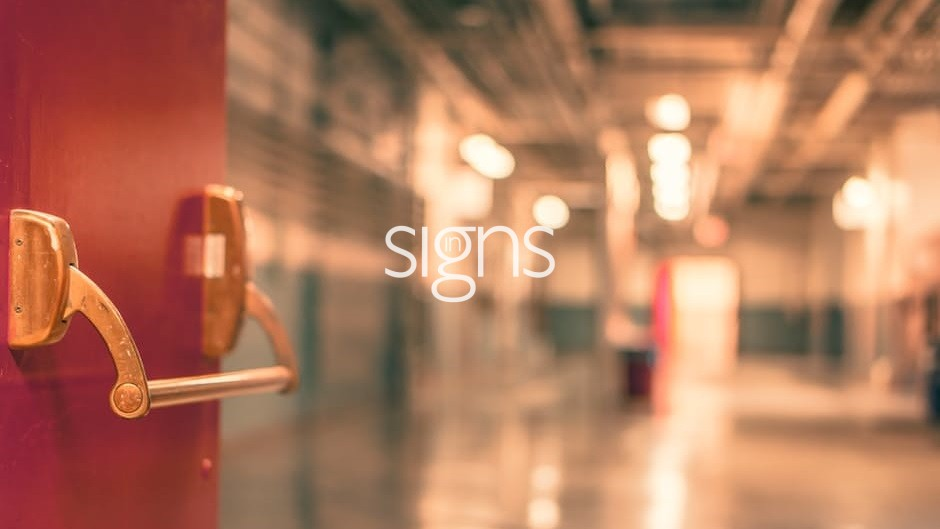Signage Manufacture