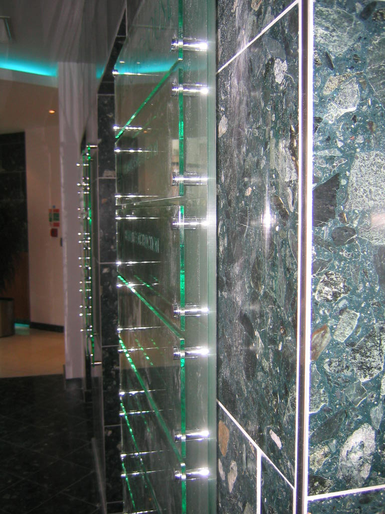 Office Building Acrylic Directories for Receptions